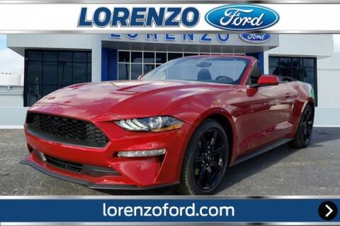 2020 Ford Mustang for sale at Lorenzo Ford in Homestead FL