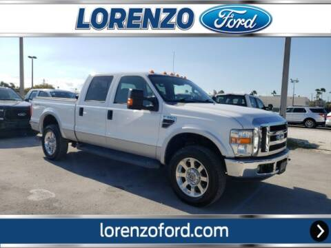 2008 Ford F-350 Super Duty for sale at Lorenzo Ford in Homestead FL
