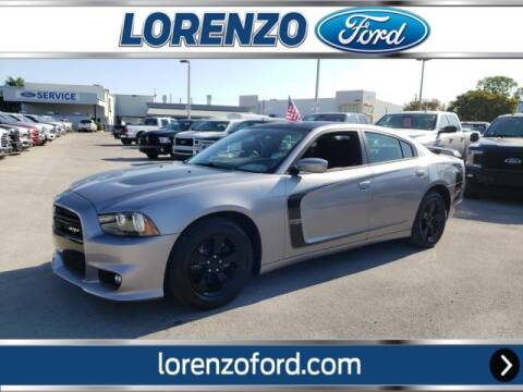 2014 Dodge Charger SE for sale at Lorenzo Ford in Homestead FL
