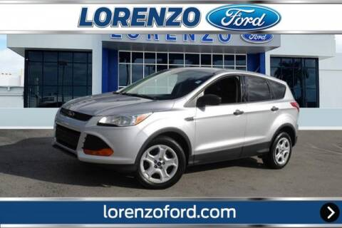 2016 Ford Escape for sale at Lorenzo Ford in Homestead FL
