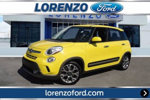 2016 FIAT 500L for sale at Lorenzo Ford in Homestead FL