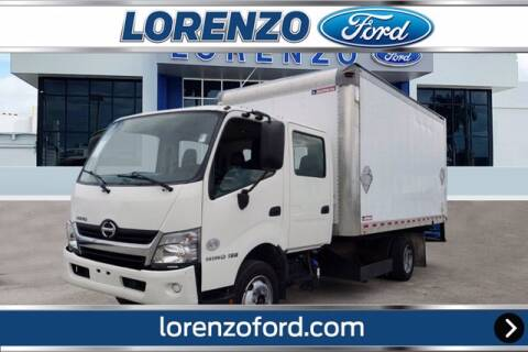 2017 Hino 195 for sale at Lorenzo Ford in Homestead FL
