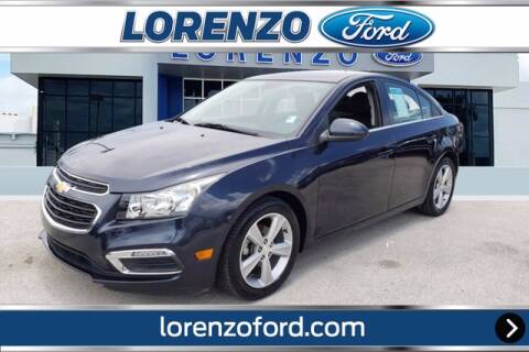 2015 Chevrolet Cruze for sale at Lorenzo Ford in Homestead FL