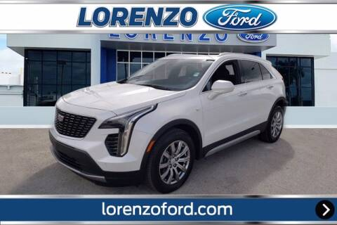 2020 Cadillac XT4 for sale at Lorenzo Ford in Homestead FL