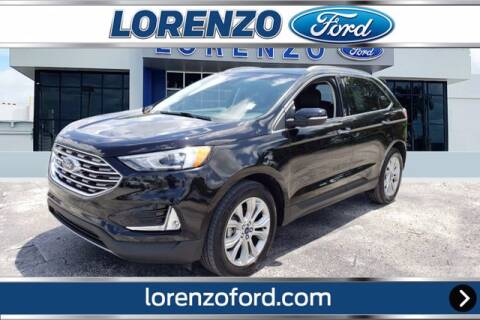 2019 Ford Edge for sale at Lorenzo Ford in Homestead FL
