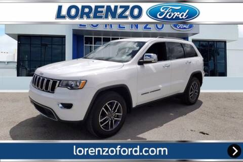 2019 Jeep Grand Cherokee for sale at Lorenzo Ford in Homestead FL