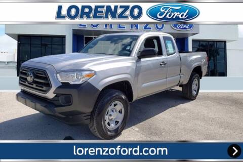 2018 Toyota Tacoma for sale at Lorenzo Ford in Homestead FL