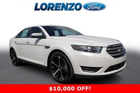 2016 Ford Taurus for sale in Homestead, FL