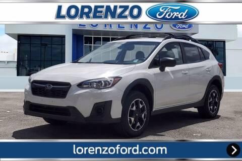2019 Subaru Crosstrek for sale at Lorenzo Ford in Homestead FL