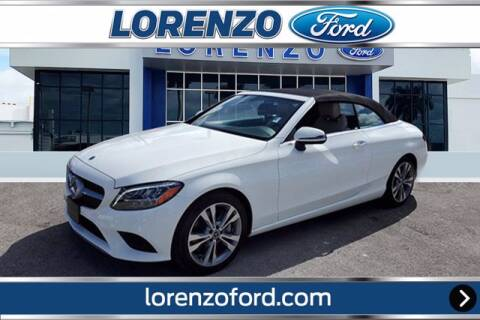 2020 Mercedes-Benz C-Class for sale at Lorenzo Ford in Homestead FL