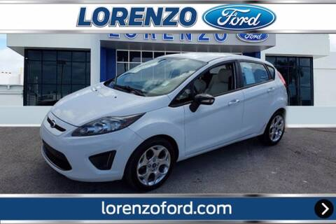 2012 Ford Fiesta for sale at Lorenzo Ford in Homestead FL