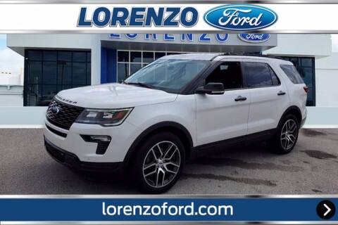 2019 Ford Explorer for sale at Lorenzo Ford in Homestead FL
