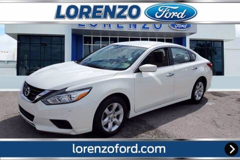 2016 Nissan Altima for sale at Lorenzo Ford in Homestead FL
