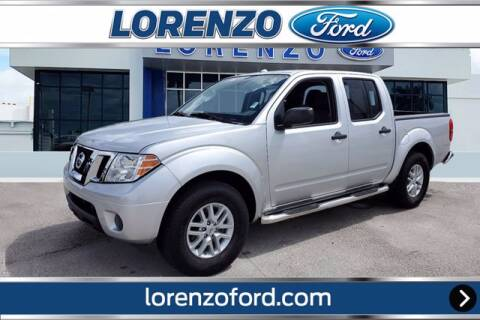 2017 Nissan Frontier for sale at Lorenzo Ford in Homestead FL