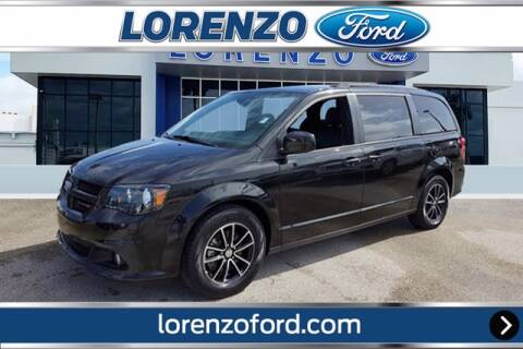 2019 Dodge Grand Caravan for sale at Lorenzo Ford in Homestead FL