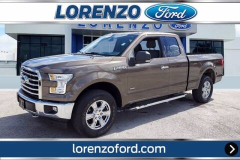 2017 Ford F-150 for sale at Lorenzo Ford in Homestead FL
