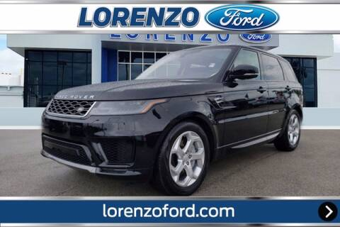 2020 Land Rover Range Rover Sport for sale at Lorenzo Ford in Homestead FL