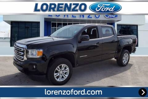 2019 GMC Canyon for sale at Lorenzo Ford in Homestead FL