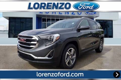 2020 GMC Terrain for sale at Lorenzo Ford in Homestead FL