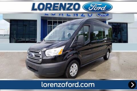 2019 Ford Transit Passenger for sale at Lorenzo Ford in Homestead FL