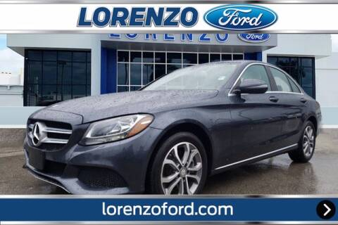 2016 Mercedes-Benz C-Class for sale at Lorenzo Ford in Homestead FL