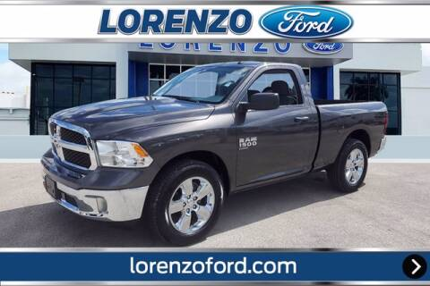 2019 RAM Ram Pickup 1500 Classic for sale at Lorenzo Ford in Homestead FL