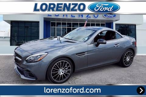 2017 Mercedes-Benz SLC for sale at Lorenzo Ford in Homestead FL