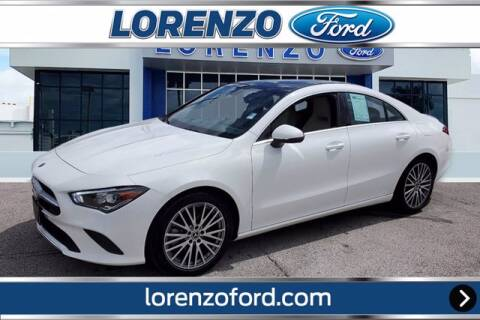 2020 Mercedes-Benz CLA for sale at Lorenzo Ford in Homestead FL