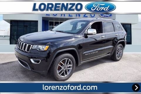 2020 Jeep Grand Cherokee for sale at Lorenzo Ford in Homestead FL