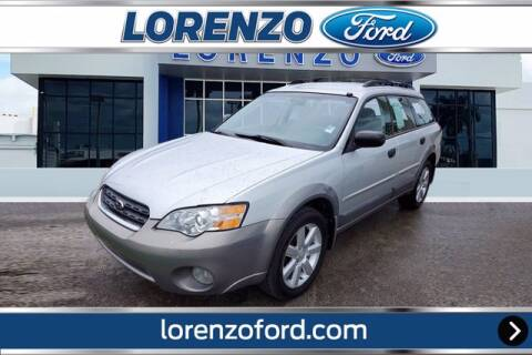 2006 Subaru Outback for sale at Lorenzo Ford in Homestead FL