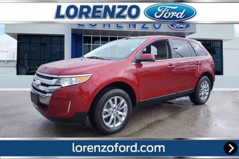 2013 Ford Edge for sale at Lorenzo Ford in Homestead FL