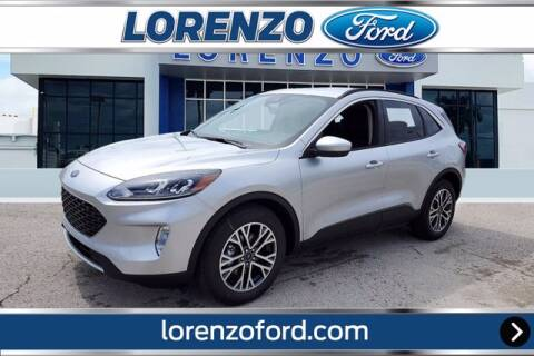 2020 Ford Escape for sale at Lorenzo Ford in Homestead FL