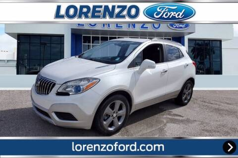 2014 Buick Encore for sale at Lorenzo Ford in Homestead FL