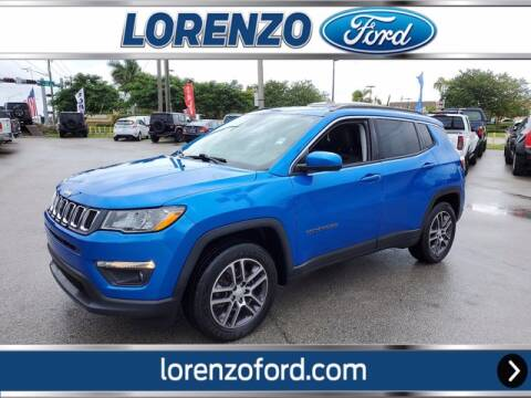 2017 Jeep Compass for sale at Lorenzo Ford in Homestead FL