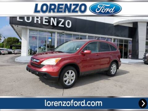 2008 Honda CR-V for sale at Lorenzo Ford in Homestead FL