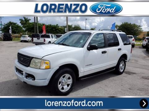 2002 Ford Explorer for sale at Lorenzo Ford in Homestead FL