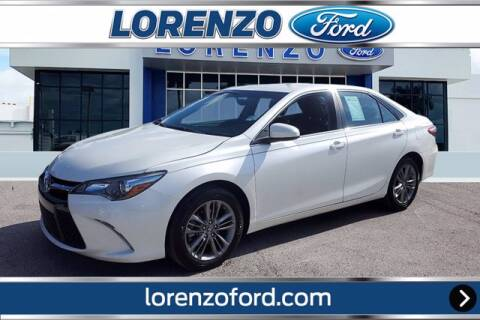 2017 Toyota Camry for sale at Lorenzo Ford in Homestead FL
