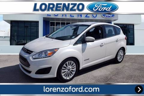 2018 Ford C-MAX Hybrid for sale at Lorenzo Ford in Homestead FL
