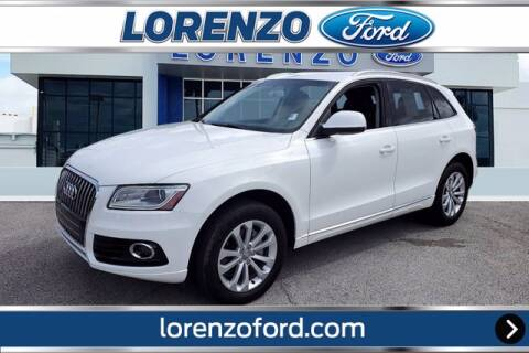 2014 Audi Q5 for sale at Lorenzo Ford in Homestead FL