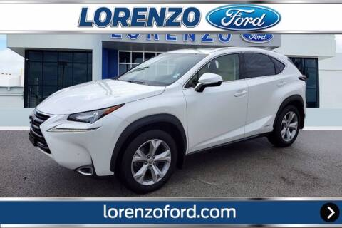 2017 Lexus NX 300h for sale at Lorenzo Ford in Homestead FL