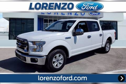 2016 Ford F-150 for sale at Lorenzo Ford in Homestead FL