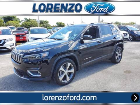 2020 Jeep Cherokee for sale at Lorenzo Ford in Homestead FL