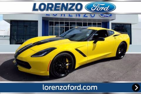 2016 Chevrolet Corvette for sale at Lorenzo Ford in Homestead FL