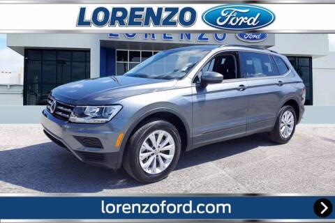 2020 Volkswagen Tiguan for sale at Lorenzo Ford in Homestead FL