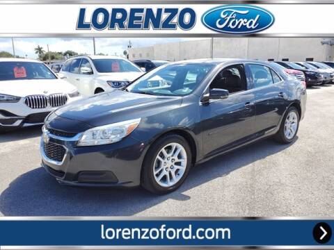 2015 Chevrolet Malibu for sale at Lorenzo Ford in Homestead FL