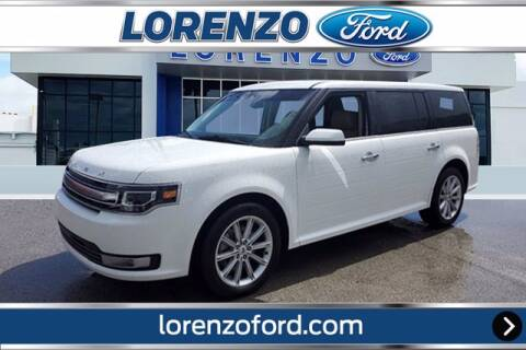 2019 Ford Flex for sale at Lorenzo Ford in Homestead FL