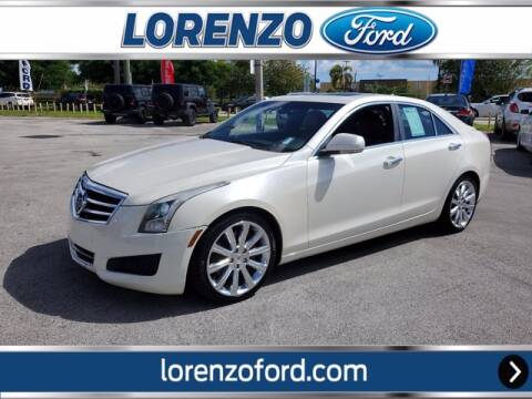 2014 Cadillac ATS for sale at Lorenzo Ford in Homestead FL