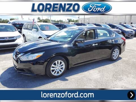 2017 Nissan Altima for sale at Lorenzo Ford in Homestead FL
