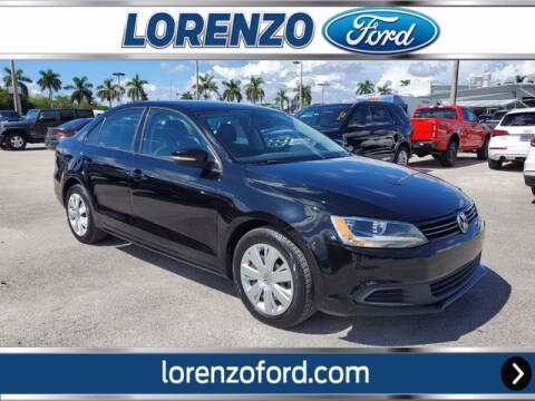 2014 Volkswagen Jetta for sale at Lorenzo Ford in Homestead FL