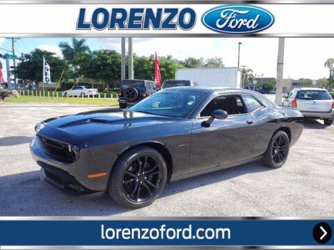 2016 Dodge Challenger for sale at Lorenzo Ford in Homestead FL
